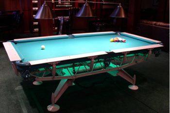 $100,000 Dynasty pool table 1