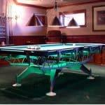 $100,000 Dynasty pool table 3