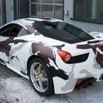 Ferrari 458 Italia Camouflage 8