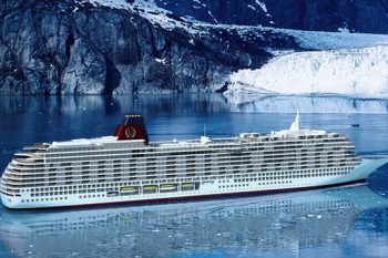 Luxury ocean liner Utopia 1
