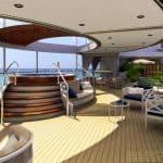 Luxury ocean liner Utopia 8
