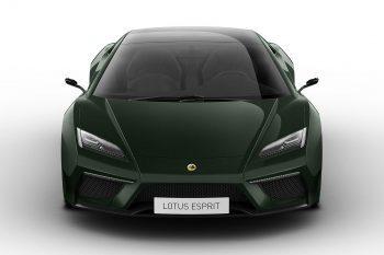 2013 Lotus Esprit 2