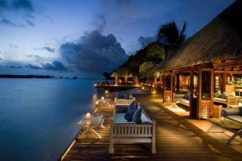 Conrad Rangali Island Maldives Hotel 1