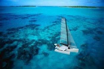 Crusoe Modular 18ft Adventure Trimaran