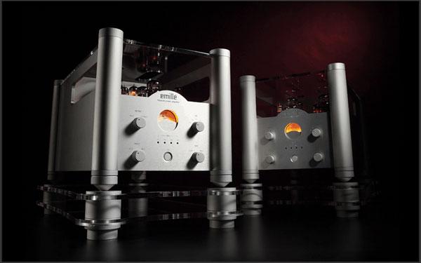 Emillé Rapture Monoblock Amplifier