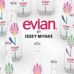 Evian Issey Miyake Bottle 2