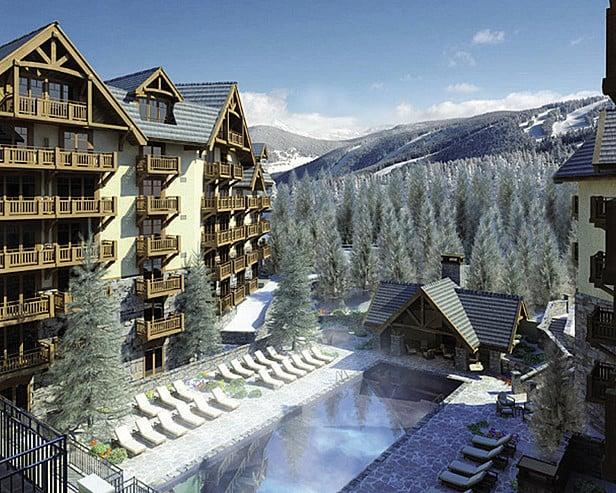 Hotel Vail Marriott Mountain Resort Spa