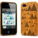 Grove iPhone4 Bamboo Cases 4