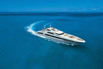 Heesen Yachts new 65m FDHF Superyacht