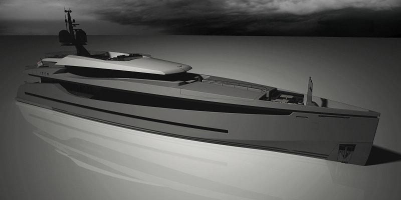 Icon 53m Yacht