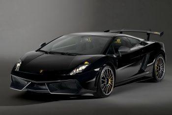 Lamborghini Gallardo LP570-4 Blancpain 1