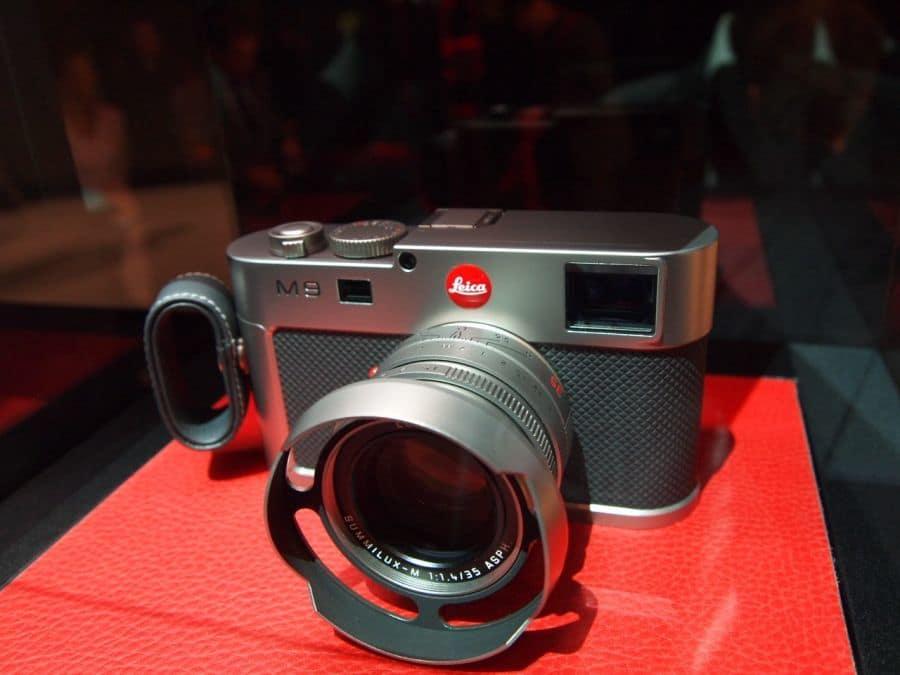 Leica M9 Titanium Limited Edition