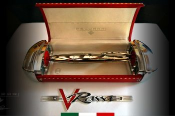 VRossa Luxury Pen by Pecorari