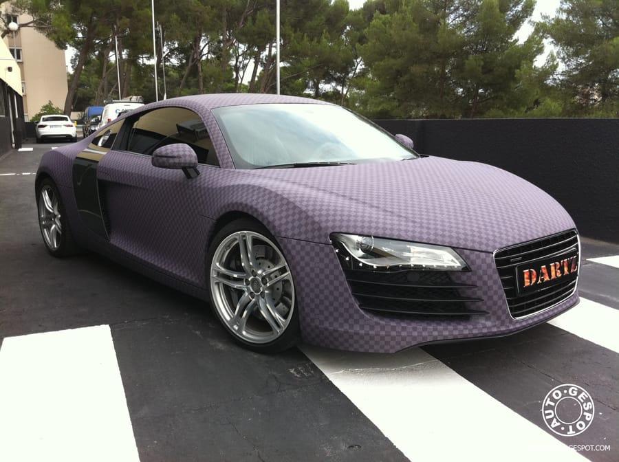 Audi R8 by Dartz