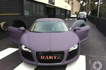 Audi R8 by Dartz 5