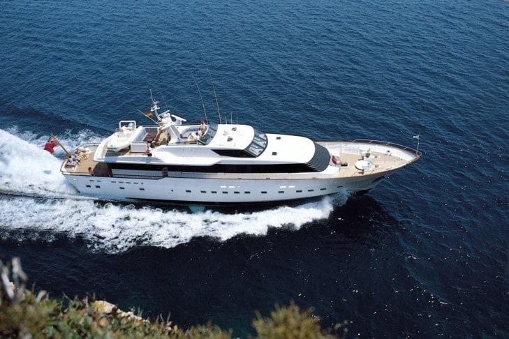 CD One Yacht