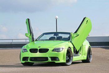 CLP Automotive MR 600 GT 1