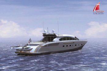 Danish Yachts AeroCruiser 38 II Yacht 2