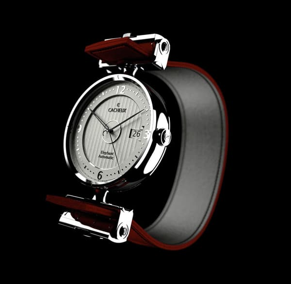 Elephant Automatic by Cacheux Watches