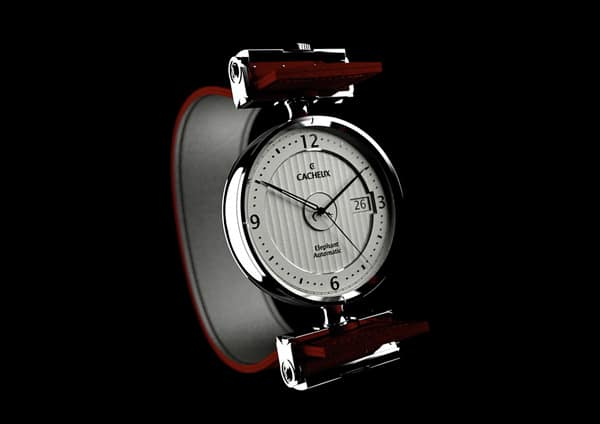 Elephant Automatic by Cacheux Watches 2