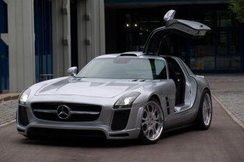 FAB Design Mercedes SLS AMG 1