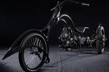 Josh Hadar solar electric three-wheeler 3