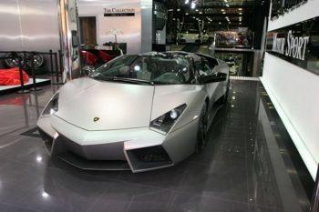 Lamborghini Reventon Roadster 2