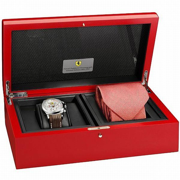 Limited Edition Ferrari Paddock Chronograph