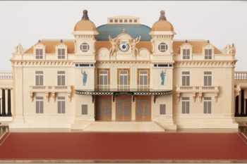 Monte Carlo Desk by Viscount David Linley 3