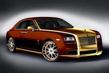 Rolls-Royce Ghost Diva by Fenice Milano 1