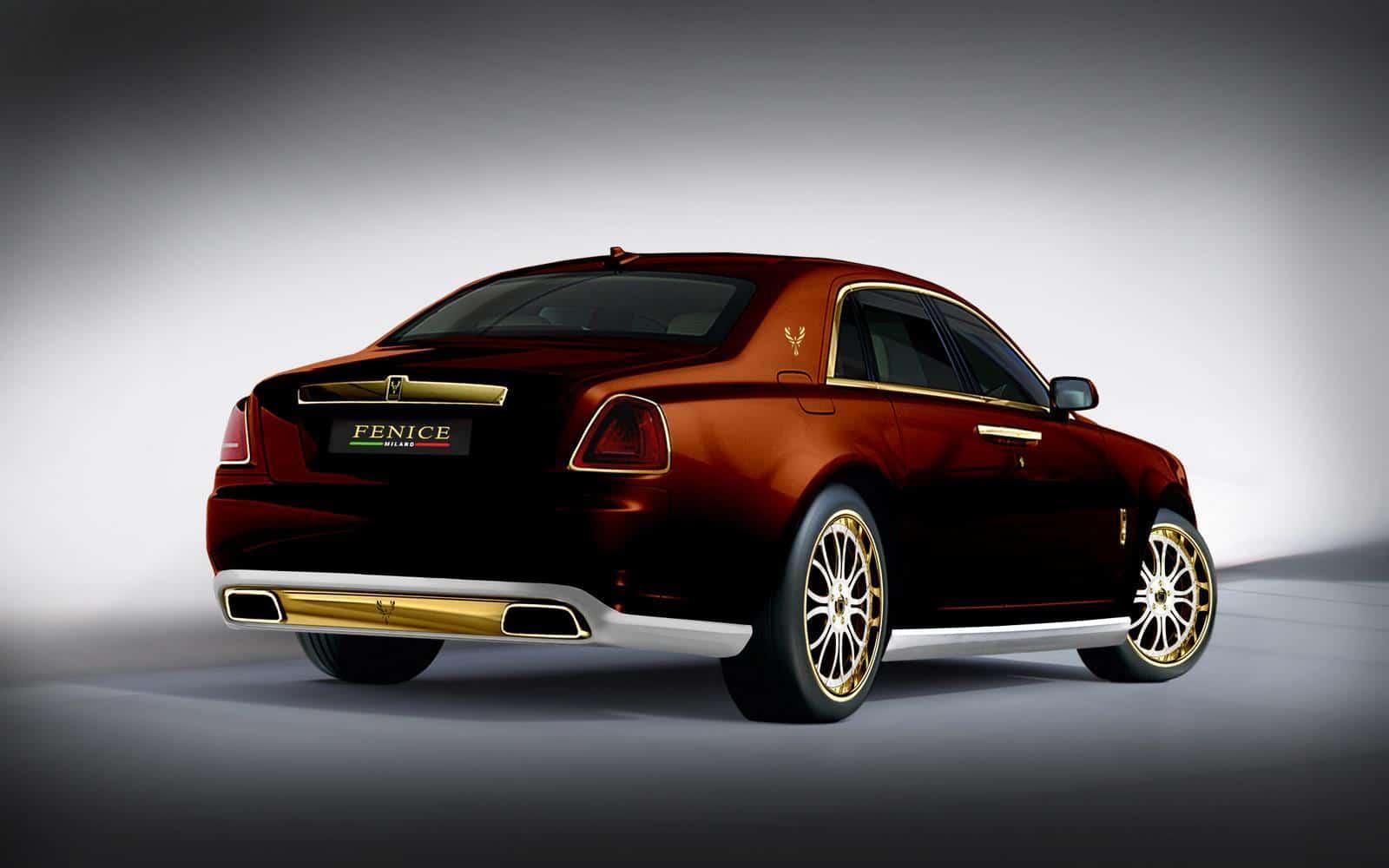 Rolls-Royce Ghost Diva by Fenice Milano 10