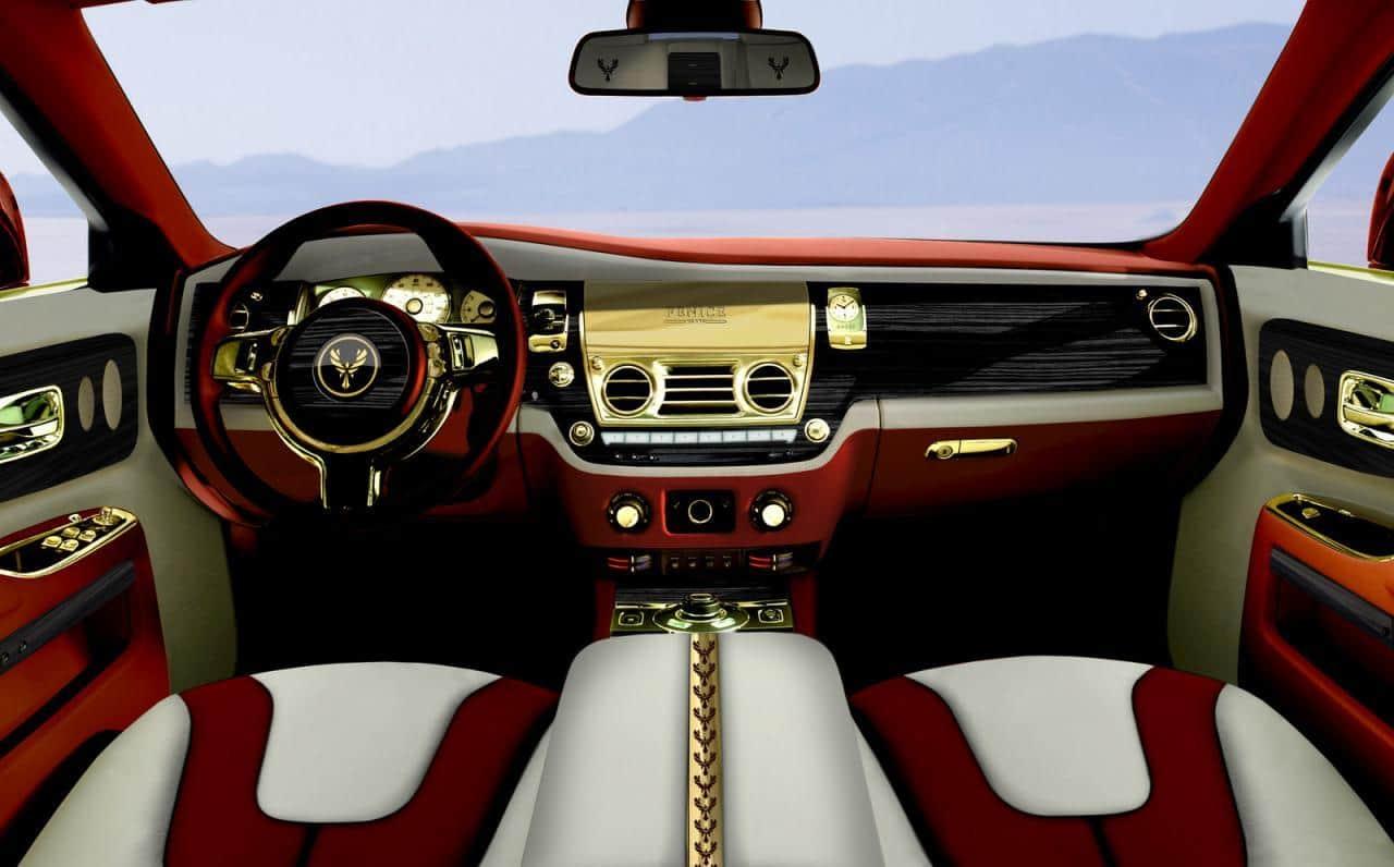Rolls-Royce Ghost Diva by Fenice Milano 11