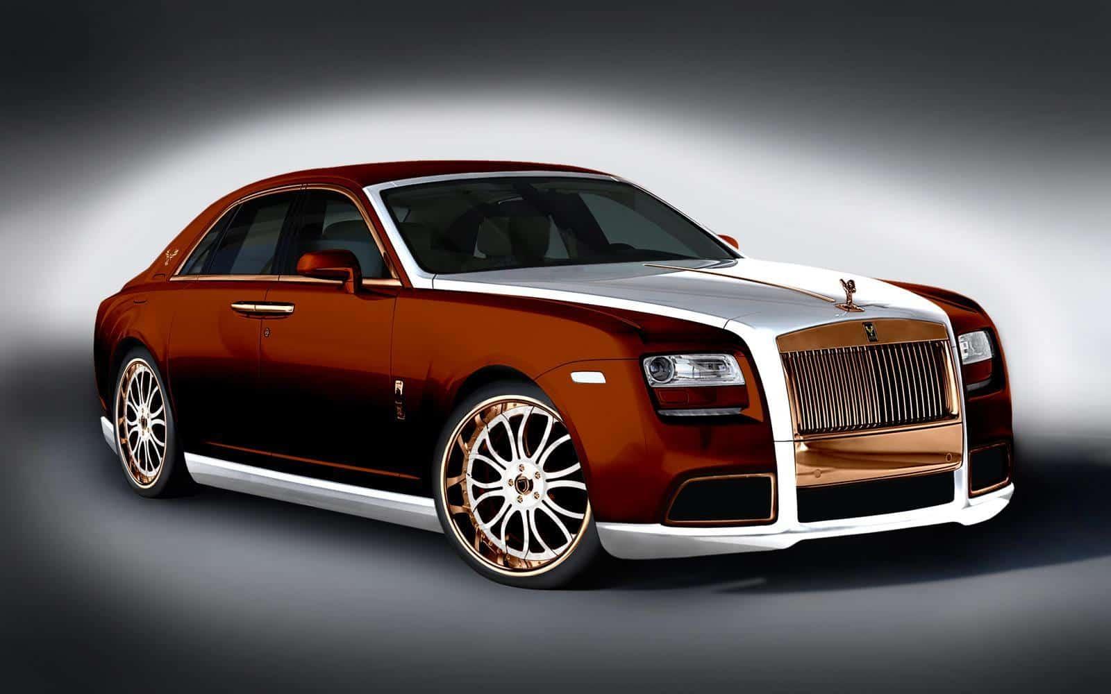 Rolls-Royce Ghost Diva by Fenice Milano 4