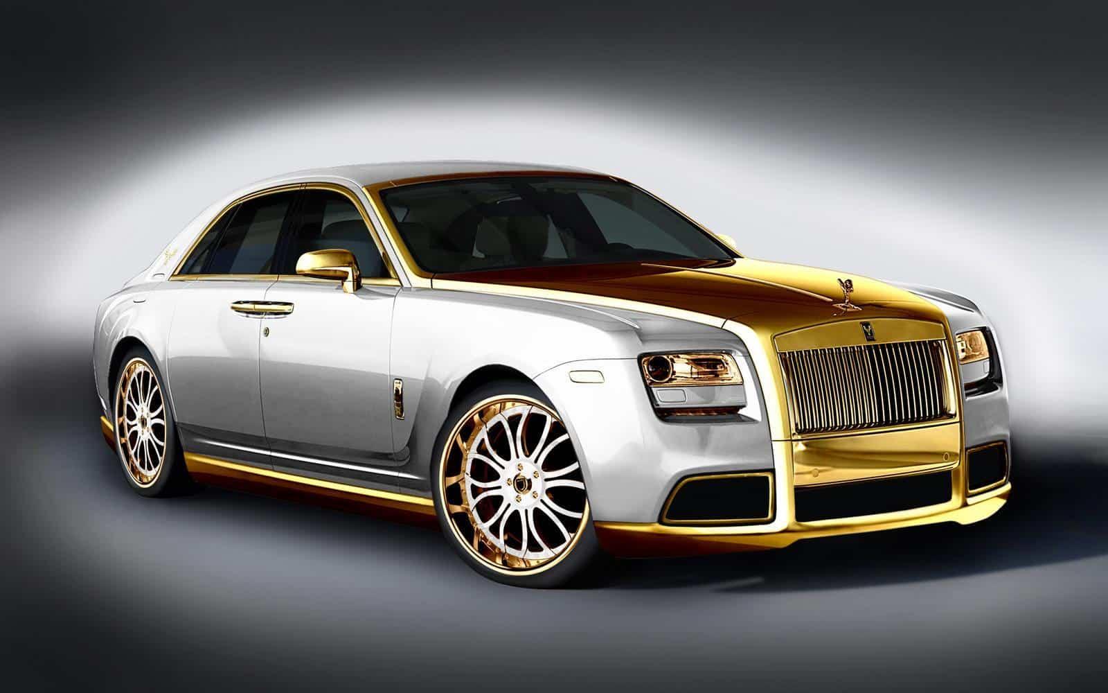 Rolls-Royce Ghost Diva by Fenice Milano 5