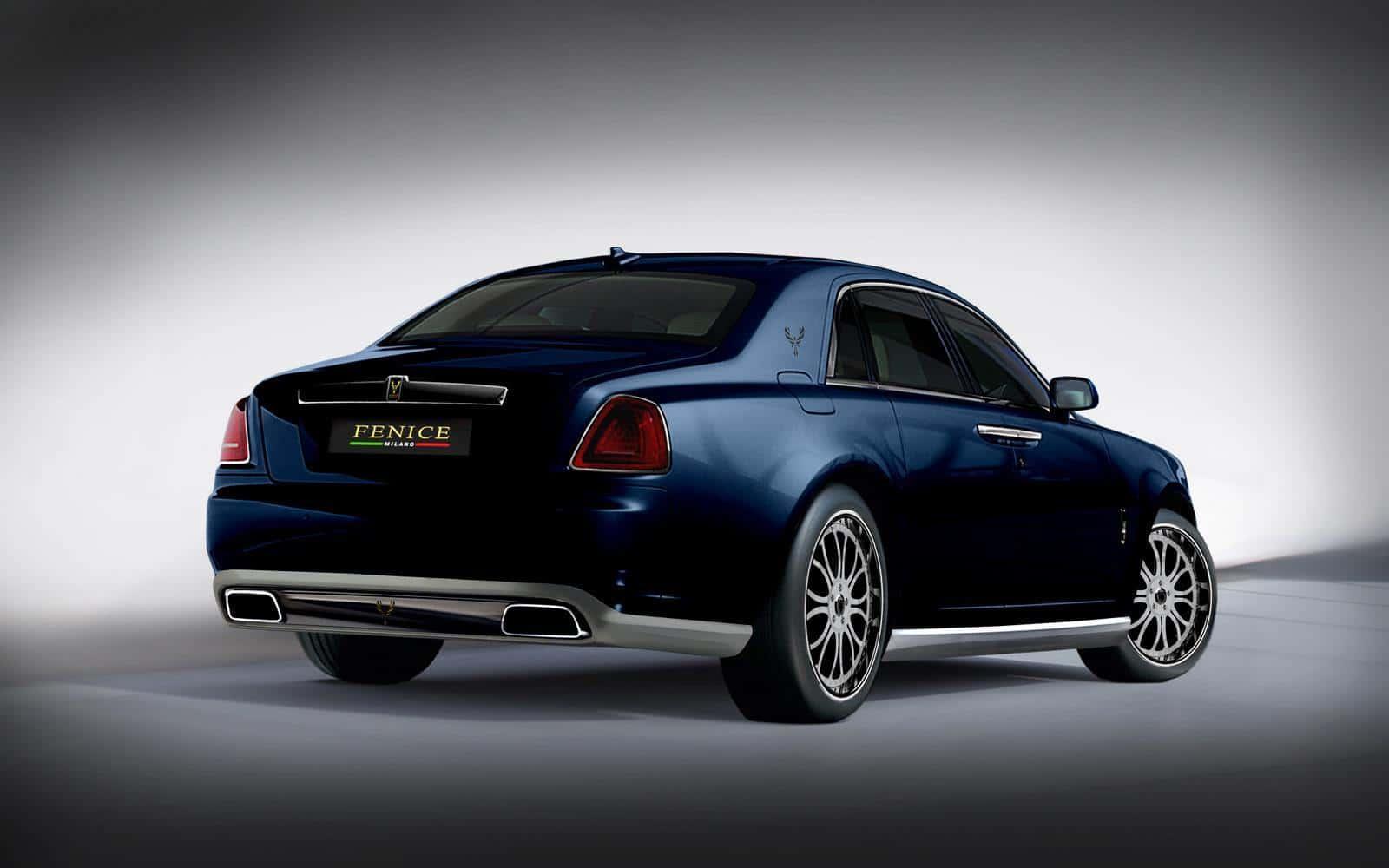 Rolls-Royce Ghost Diva by Fenice Milano 6