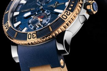 Ulysse Nardin Limited Edition Hammerhead Shark Watch 2