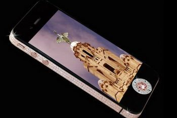 iPhone 4 Diamond Rose Edition 2