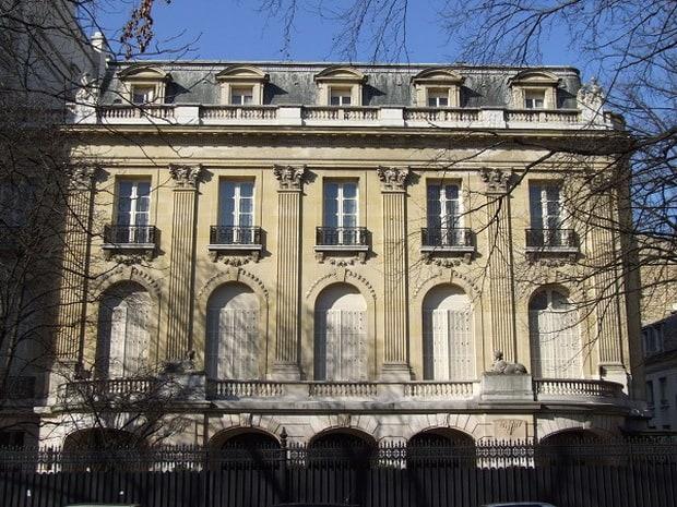 140 Million Paris Palace