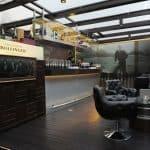 Aston Martin Club Lounge Singapore 1
