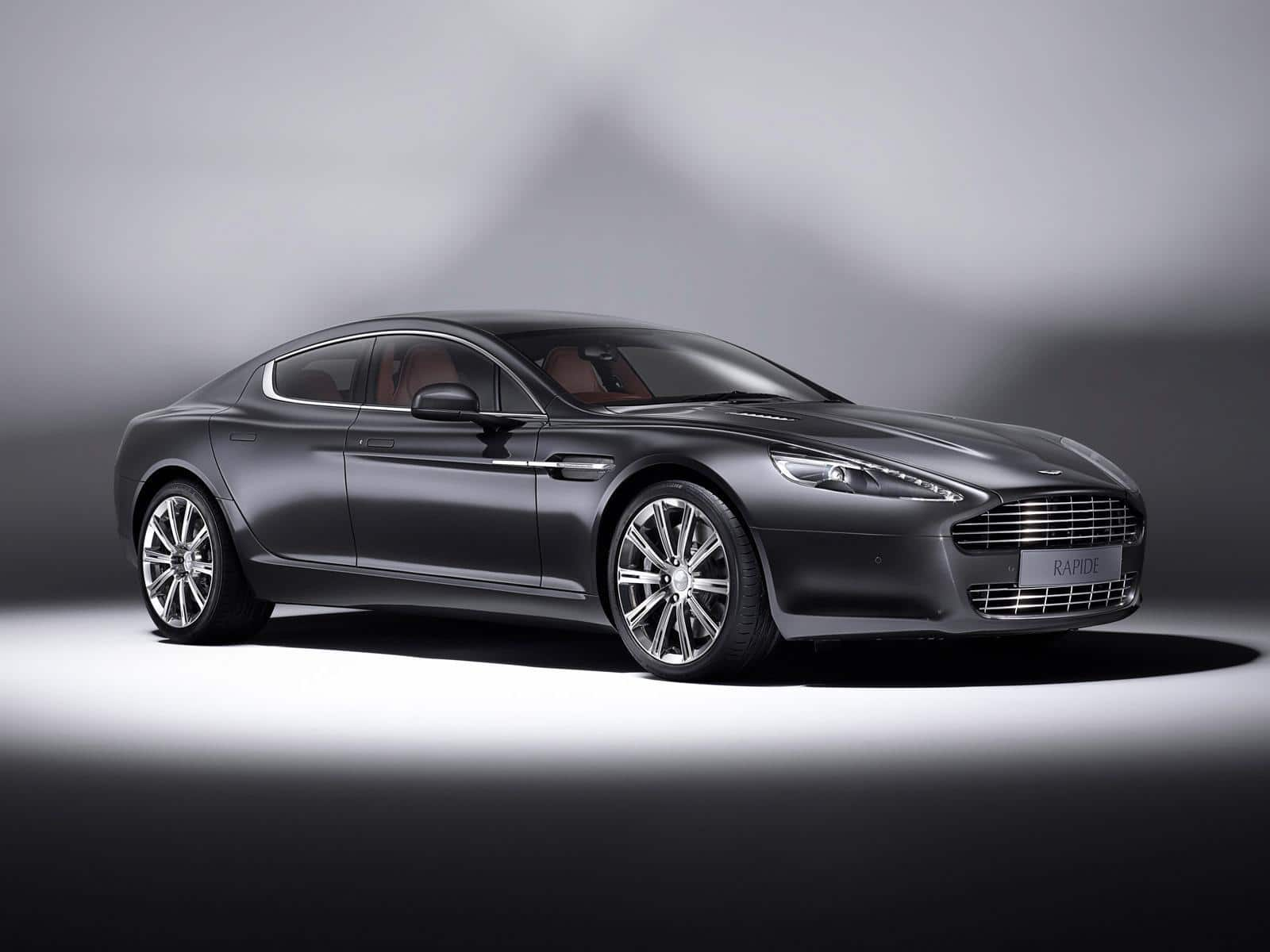 The Aston Martin Rapide Luxe Is Stunning