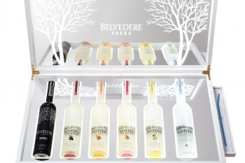Belvedere Vodka exclusive Collectors Case 1