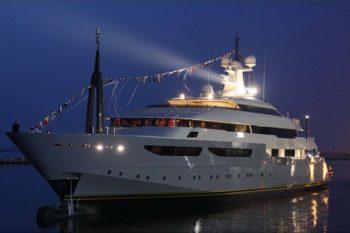 CRN Azteca Superyacht