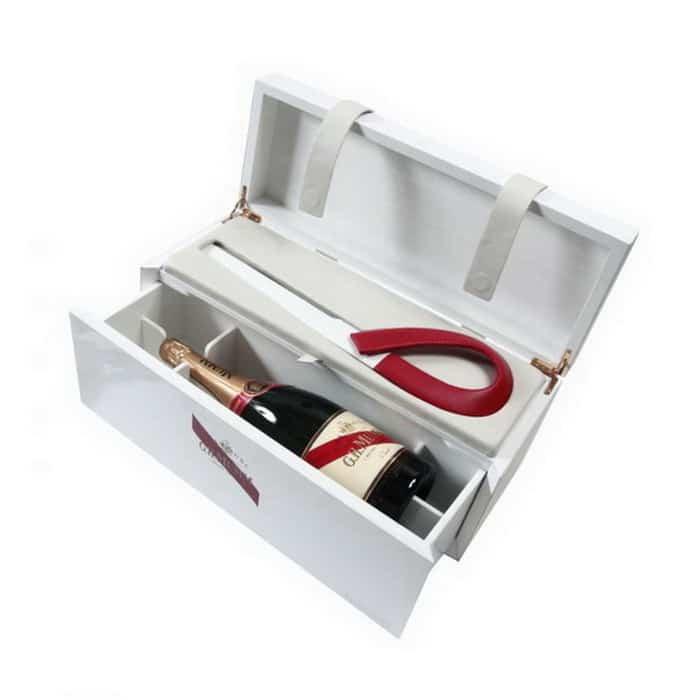 Champagne Mumm Sabre Gift Box