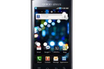 Giorgio Armani Samsung Galaxy S 1