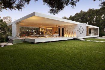 Glass Pavilion Home