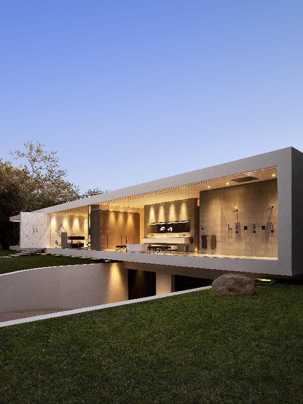 Glass Pavilion Home 15