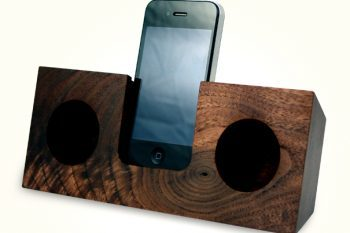 Koostik Wooden Amp 1