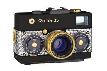 Limited Edition Vintage Rollei 35 Camera 1