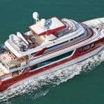 MCP Yachts Red Pearl