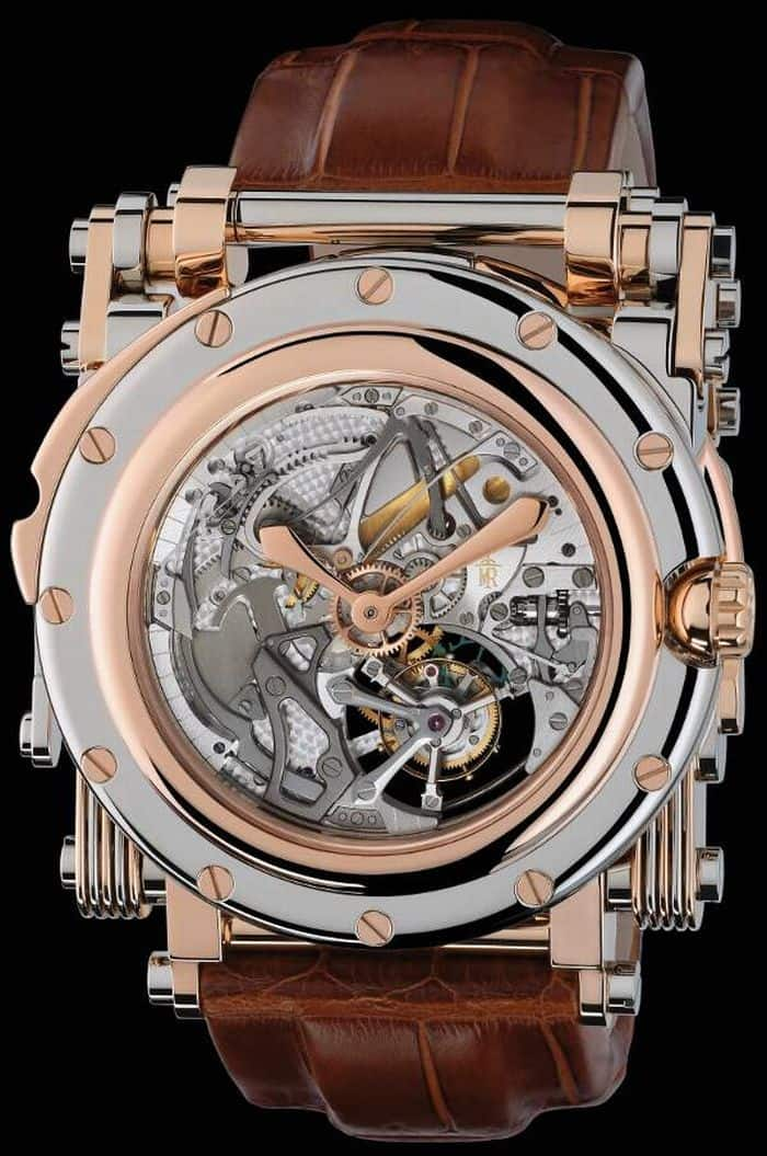 Manufacture Royale Opera Timepiece 3